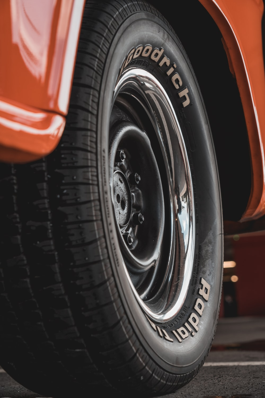 Goodrich vehicle tire