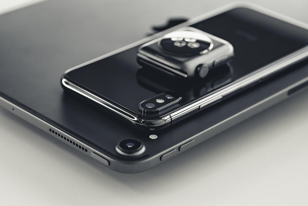 Apple Watch on iPhone on iPad