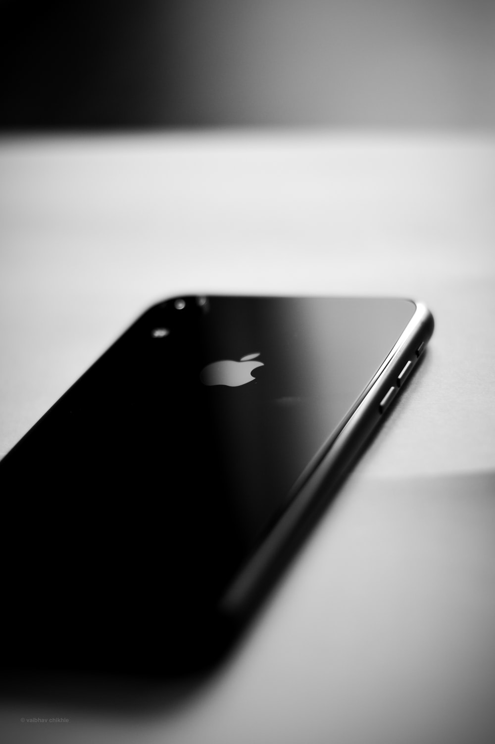 space grey iPhone x