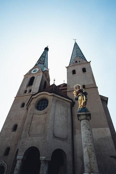 Roman Catholic Church St. Walburga, Beilngries, Upper Bavaria