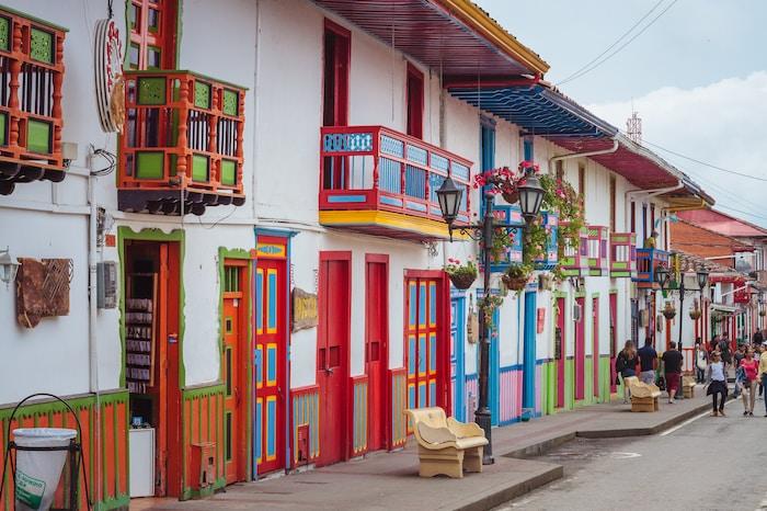 COLOMBIA-QUINDIO