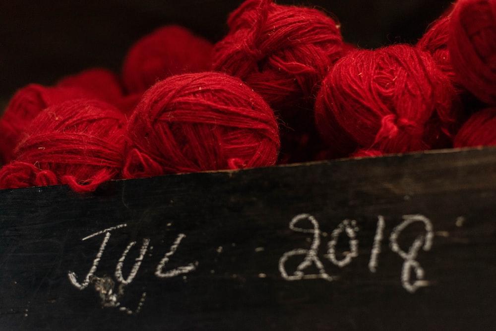 red ball threads