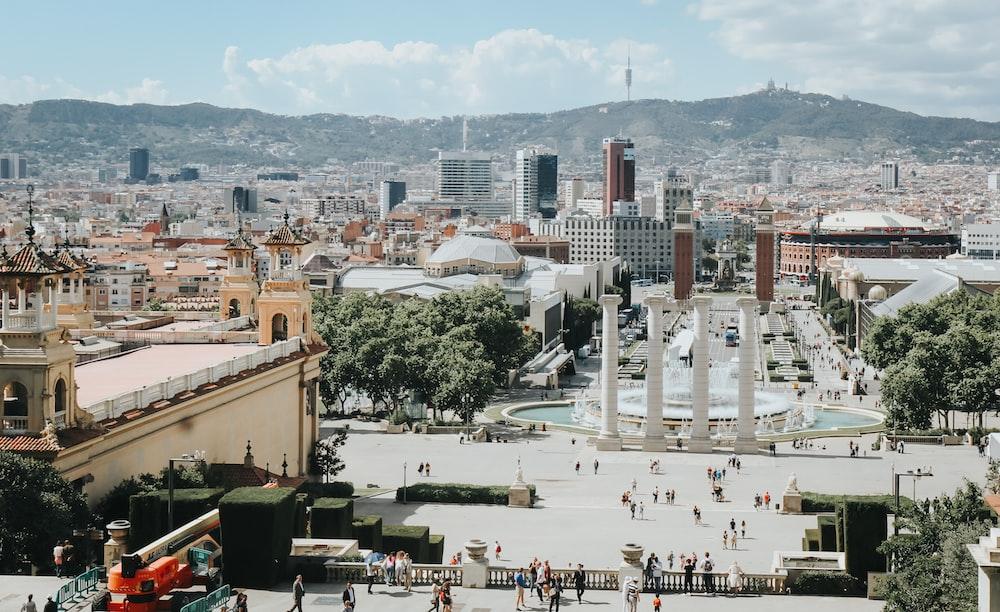 Mansions in Barcelona Barcelona-Home