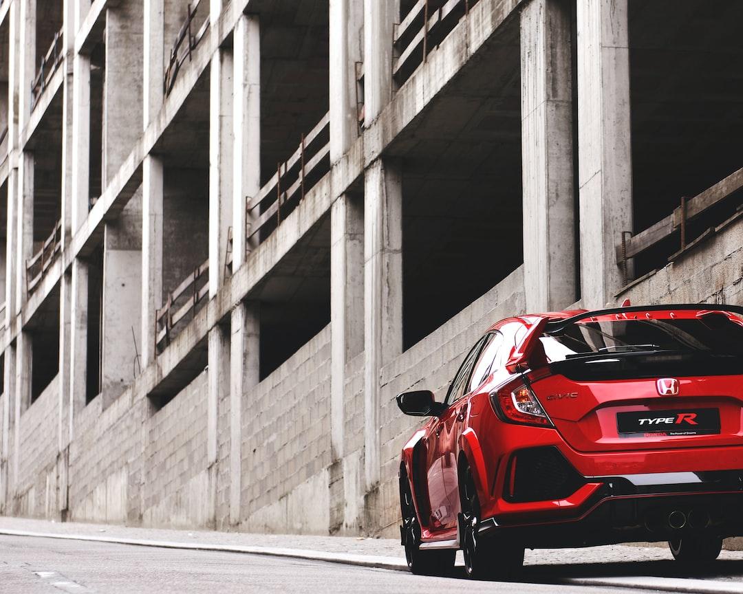 sports car shoot