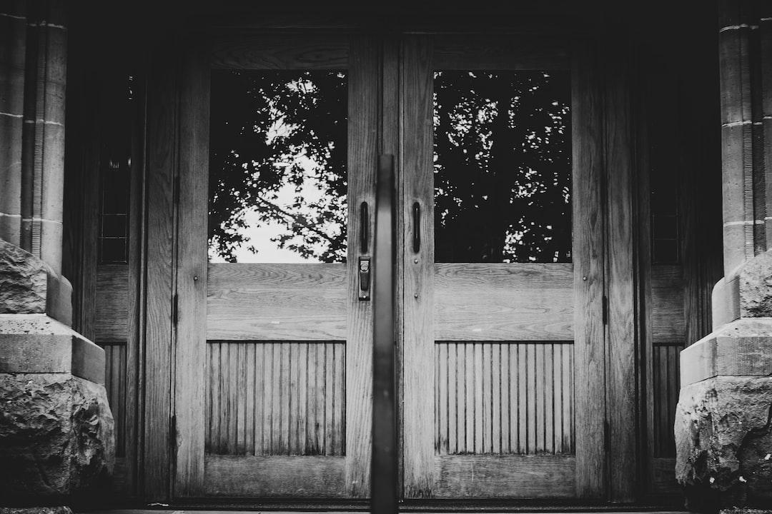 Front Doors | Pacific University | Forest Grove, Oregon