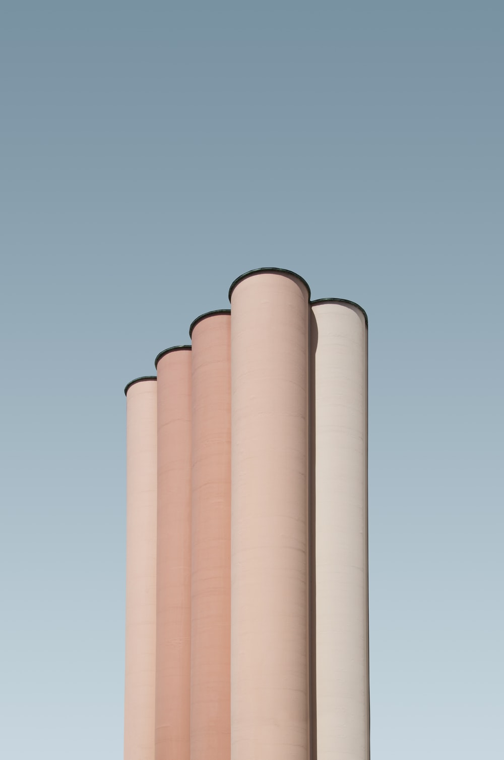 pink posts