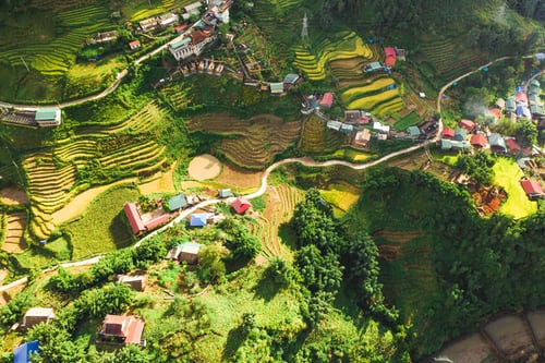 Sapa valley