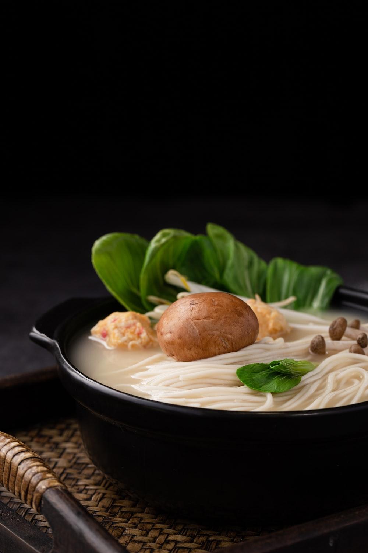 casserole of soup
