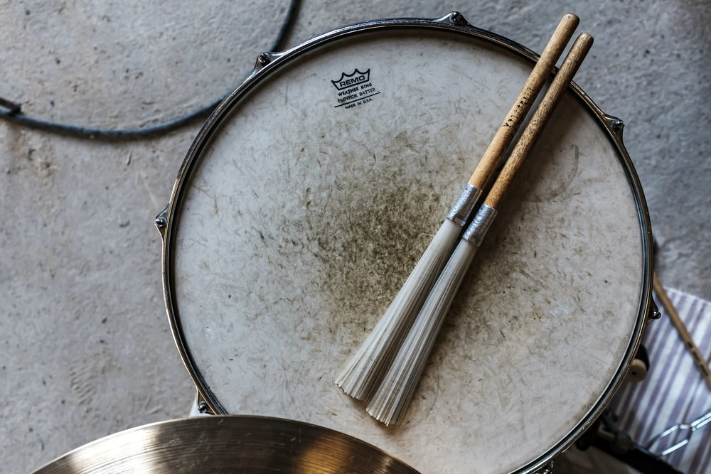 round white snare drums