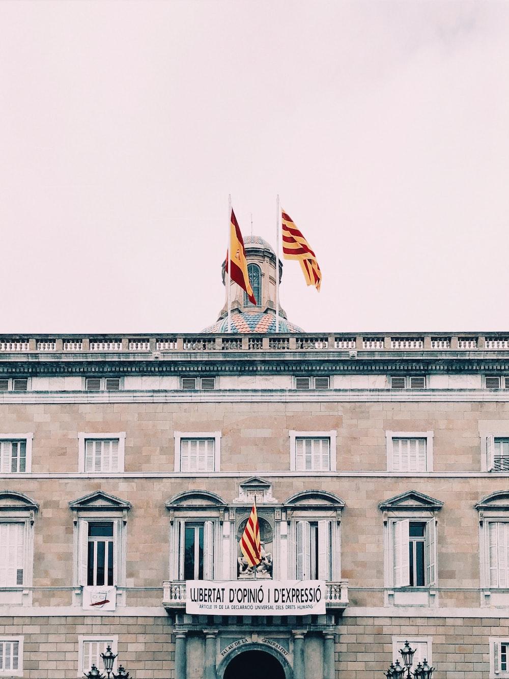 Palau de la Generalitat de Catalunya, Spain