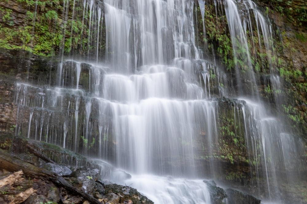 waterfalls landscape