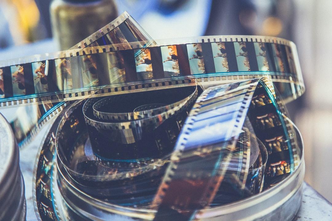 film roll 16 mm