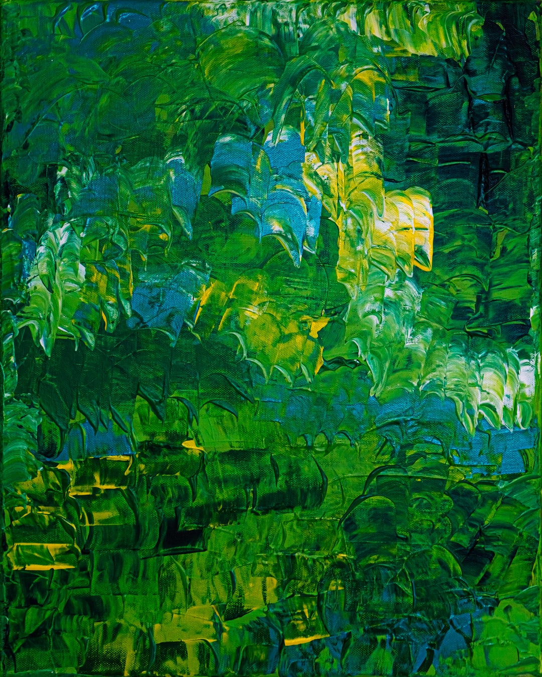 Raphael Renter • Grüne Mutter (Green Mom)  //Ohne Titel, Acryl auf Leinwand, 40 x 49,5 (cm), Mara Meilinger, 2008 (Photograph) - https://raphaelrenter.de/greensun