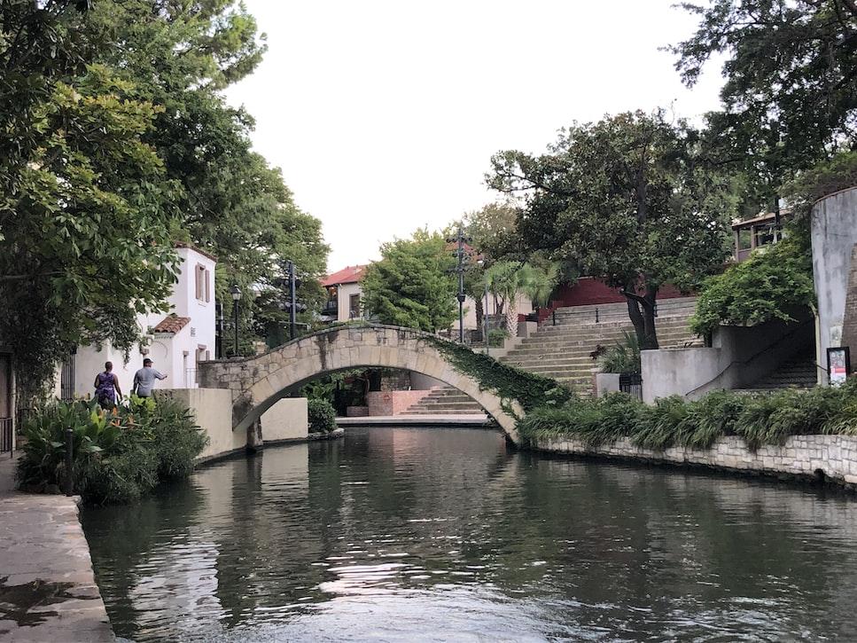 The River Walk San Antonio