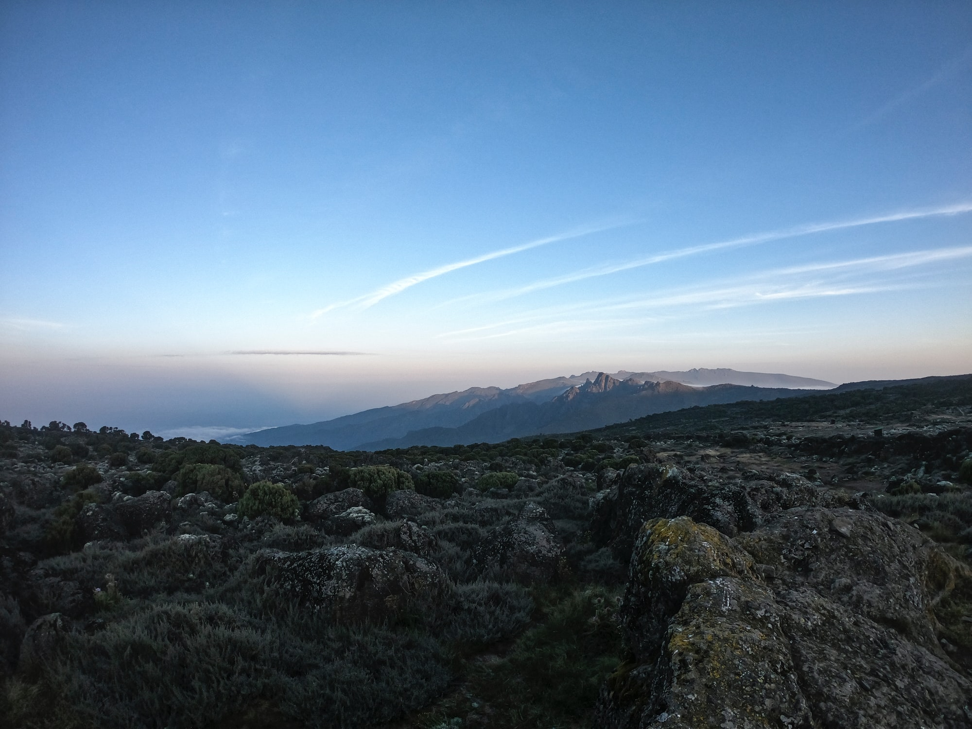 Kilimanjaro Mountain Visa