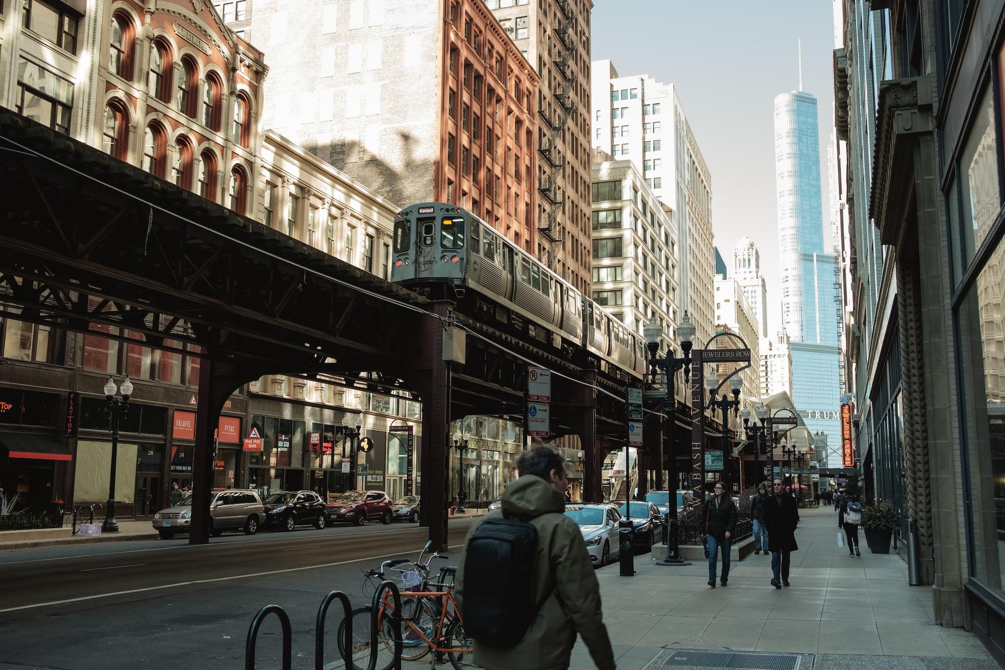 Founding of Light Rail in Chicago