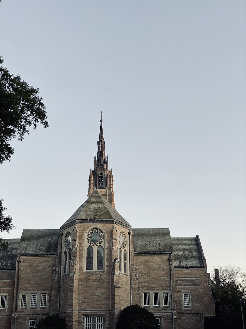 brown cathedral during day