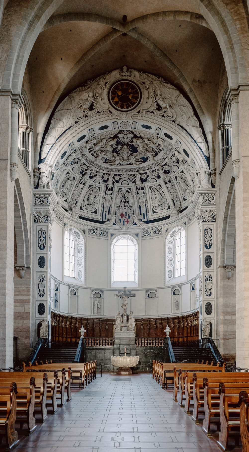 cathedral interior photograph