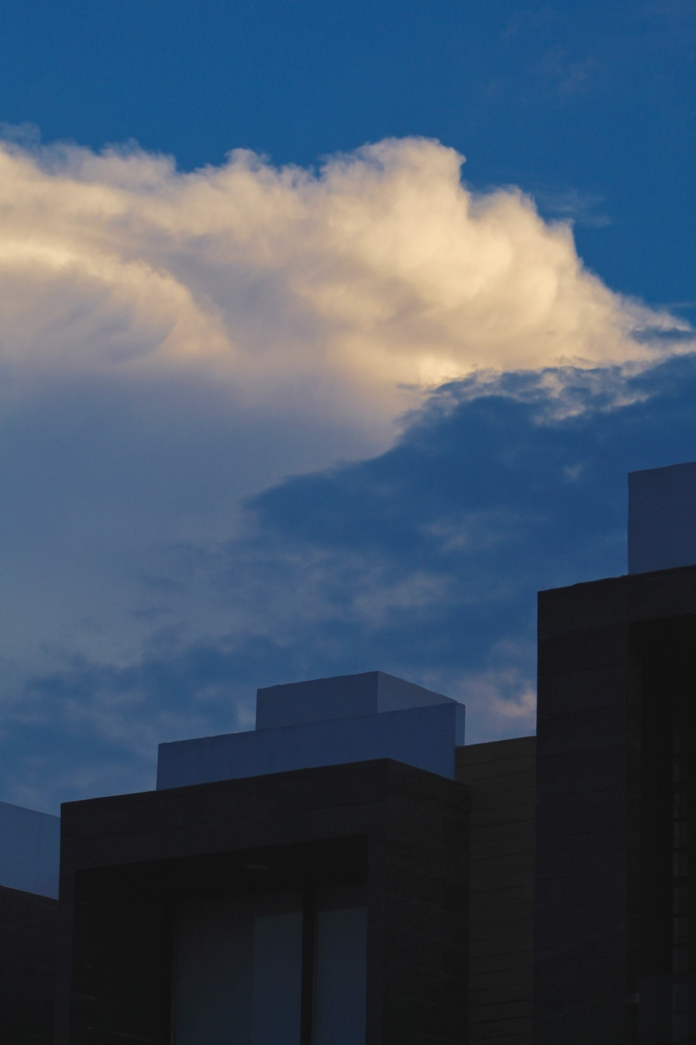 building and cloud