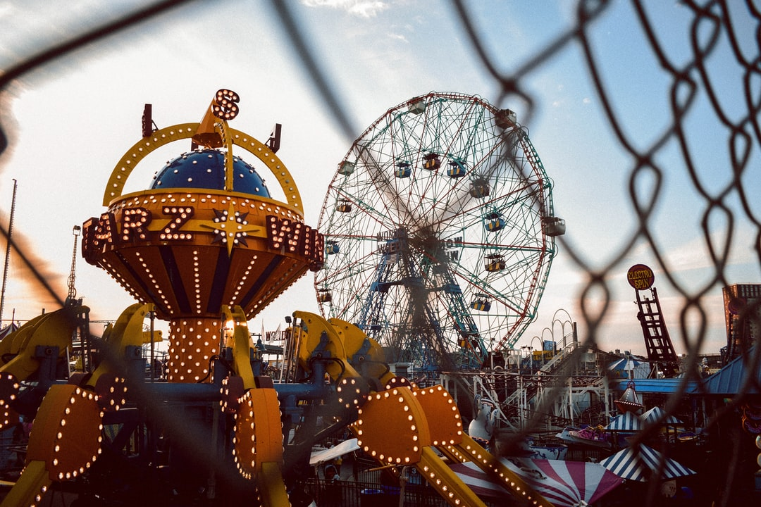 coney island fun fair