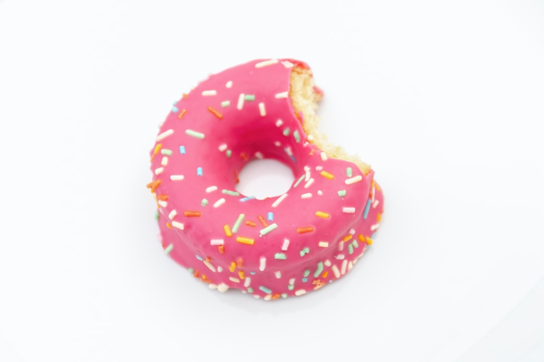 Homer Simpson Donuts. Sorry i couldn't resist trying it ;-)