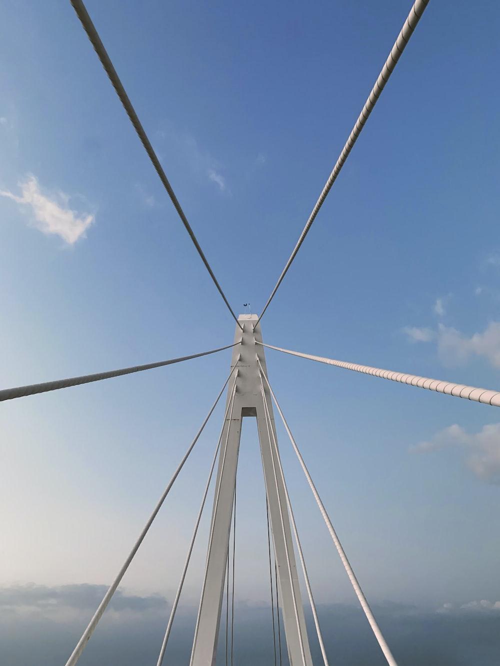 bridge during day