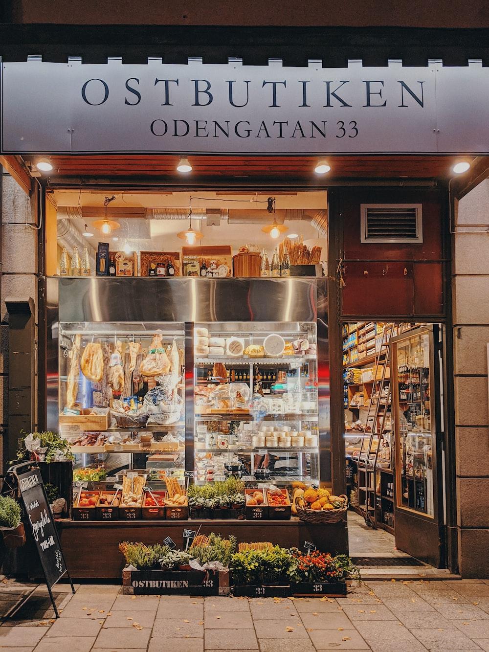 Ostbutiken store front