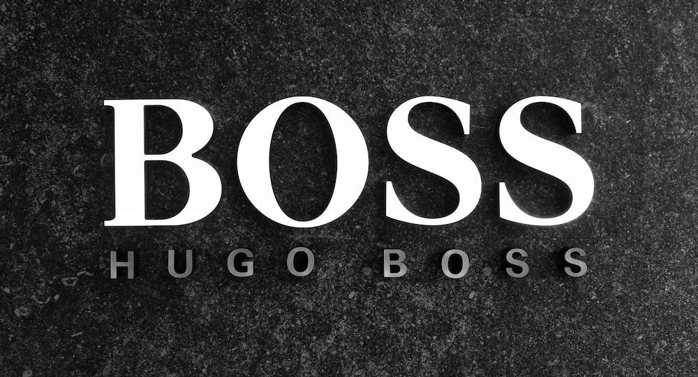 Boss Hugo Boss logo