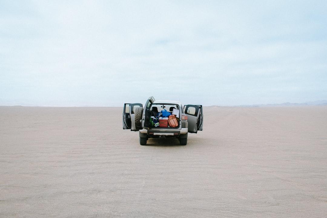 """Road to """"El Cañón de los Perdidos"""". Ica, Perú"""