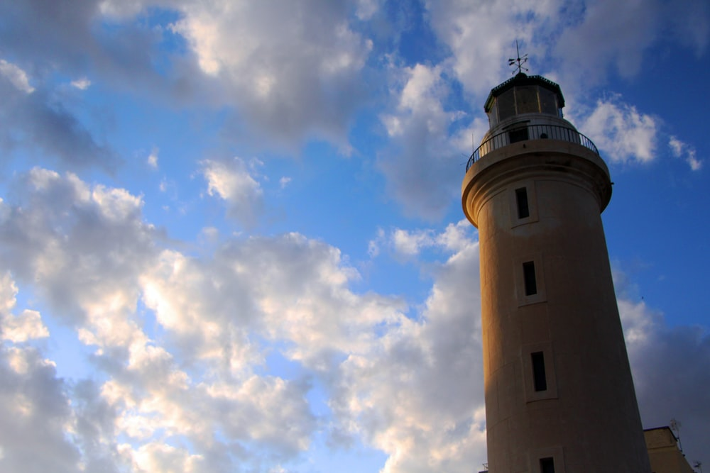 lighthouse tower at daytime