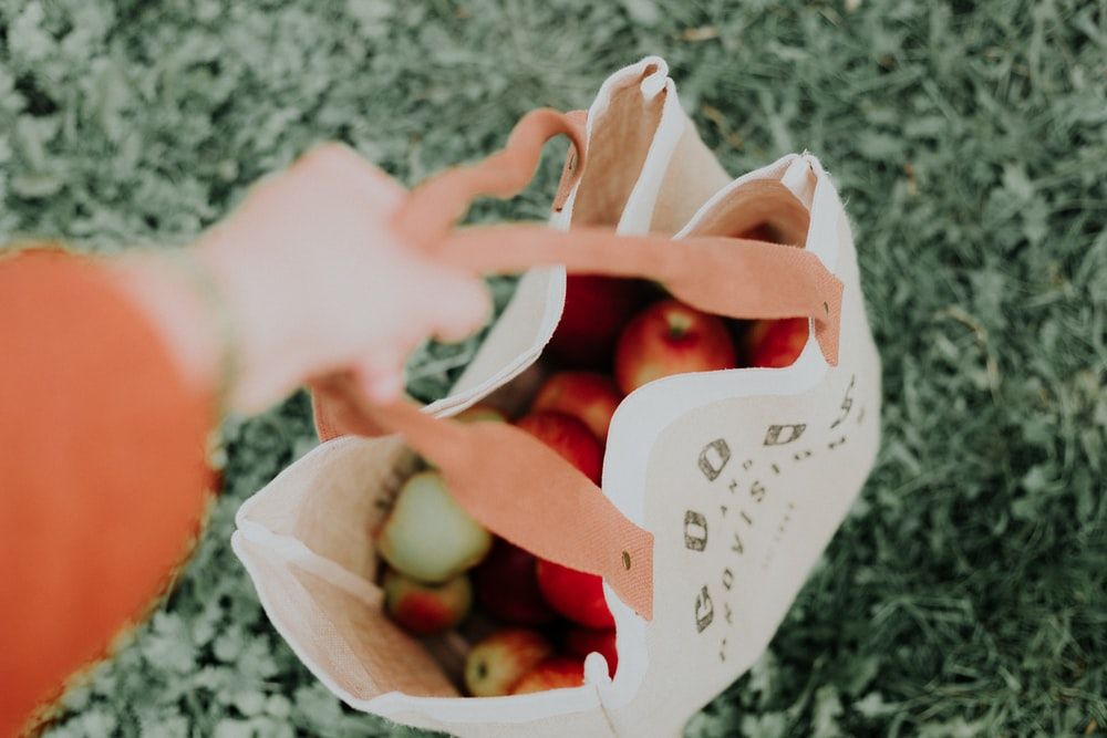 bag of apple