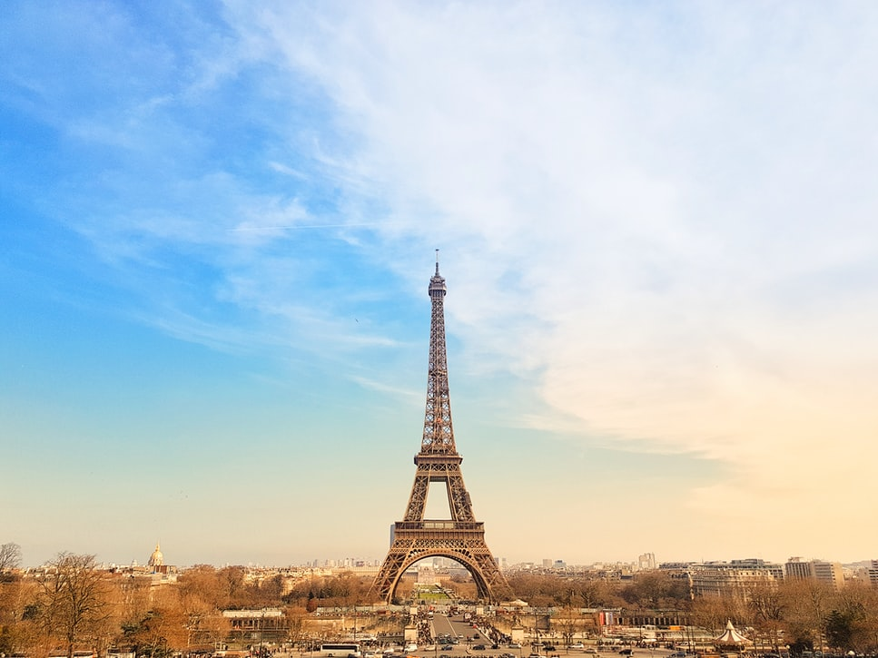 Metal shrinks when its cold, thats why the Eiffel tower is 6 inches shorter in winter.