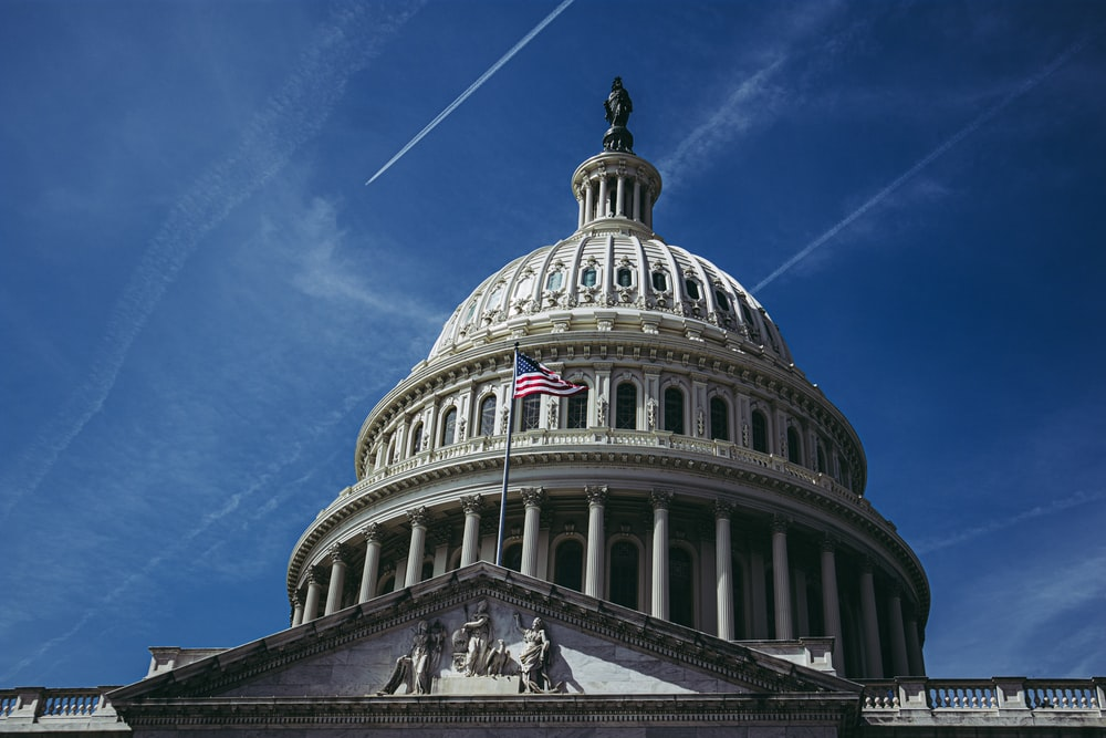 United States Capitol in Washington, D.C.