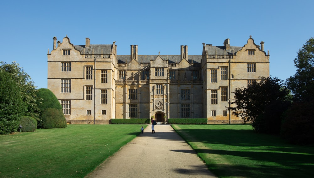National Trust - Montacute House in England
