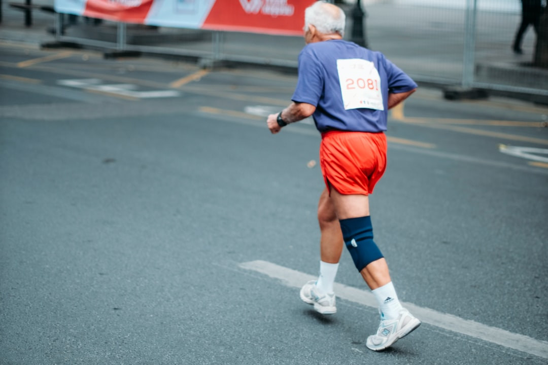 Erdogan Dulda finished this 10K run when he was 89 years old. He died while running his final race when he was 92 years old in 2018.