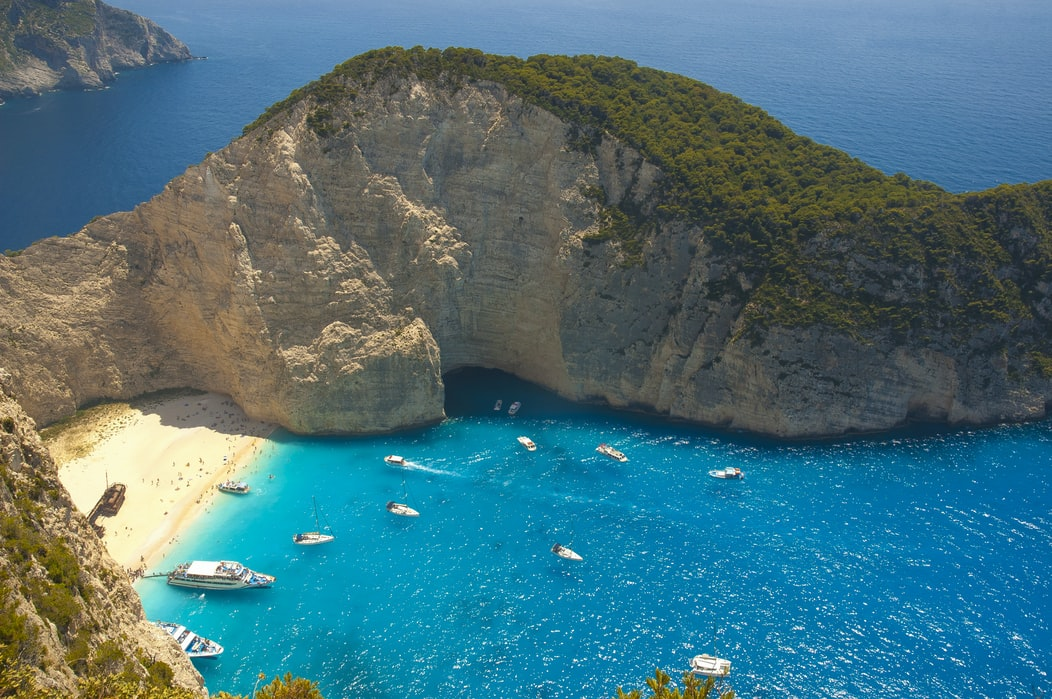 Navagio Beach Hopping, Things To Do in Greece in October