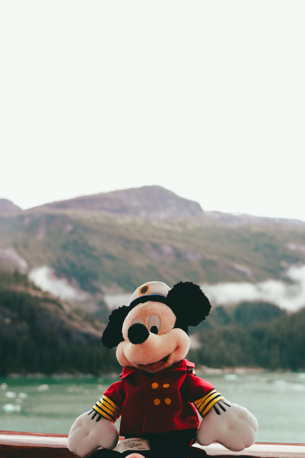 Mickey-Mouse plush toy