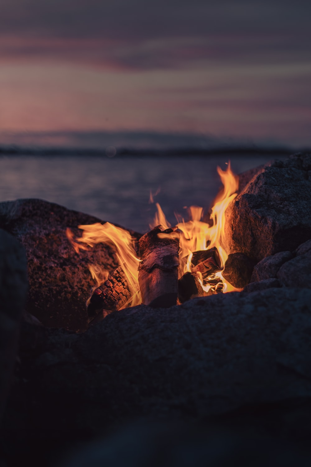 fire and ember