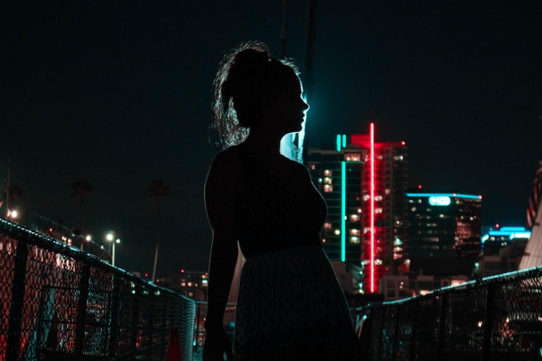 Chill on lights