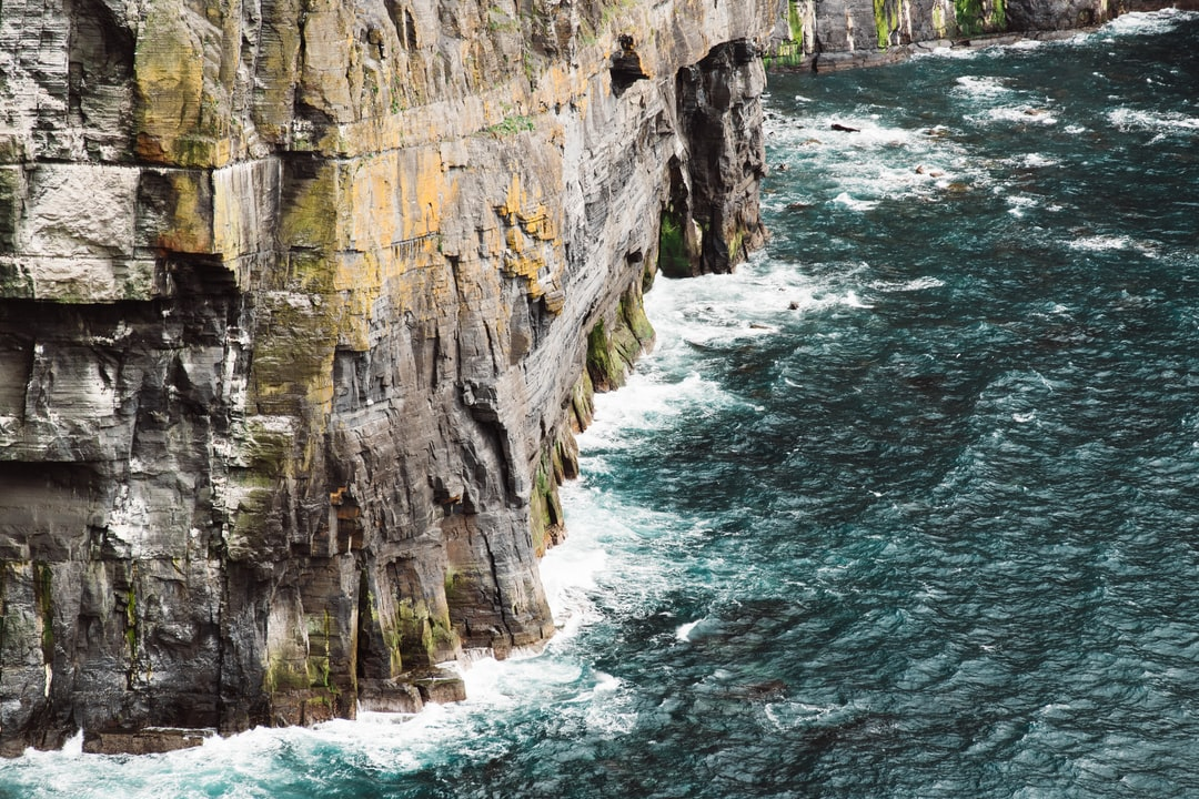 Ireland's Cliffs of Moher.