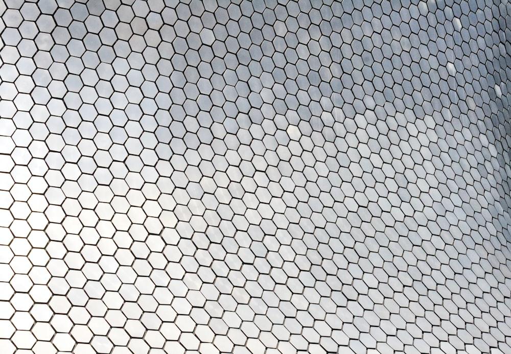gray octagonal art
