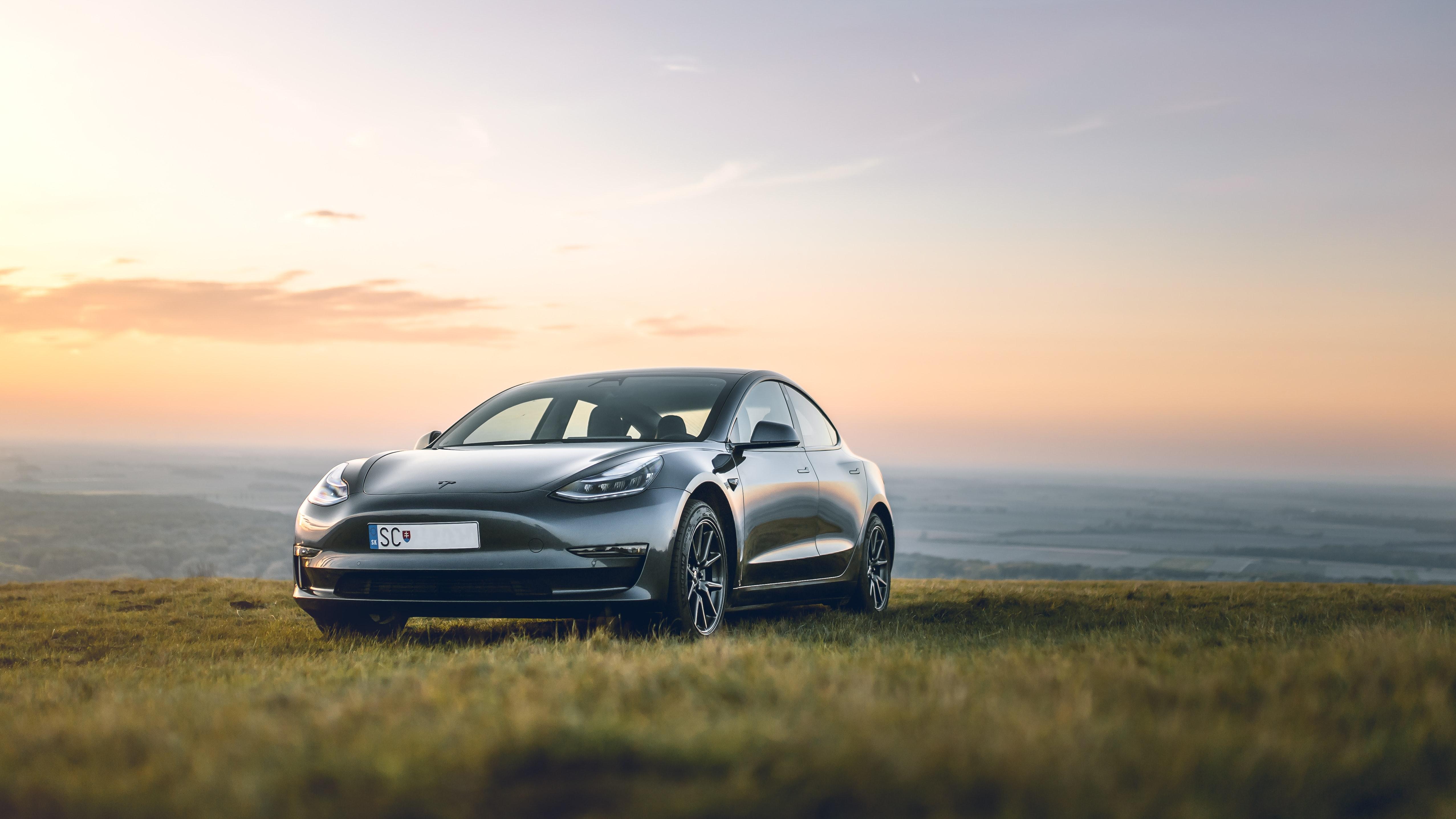 Full Hd Tesla Car Wallpaper Wallpress Free Wallpaper Site