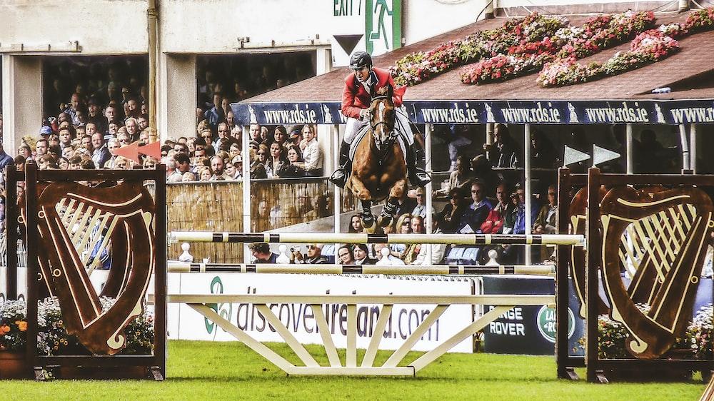 Jockey sport