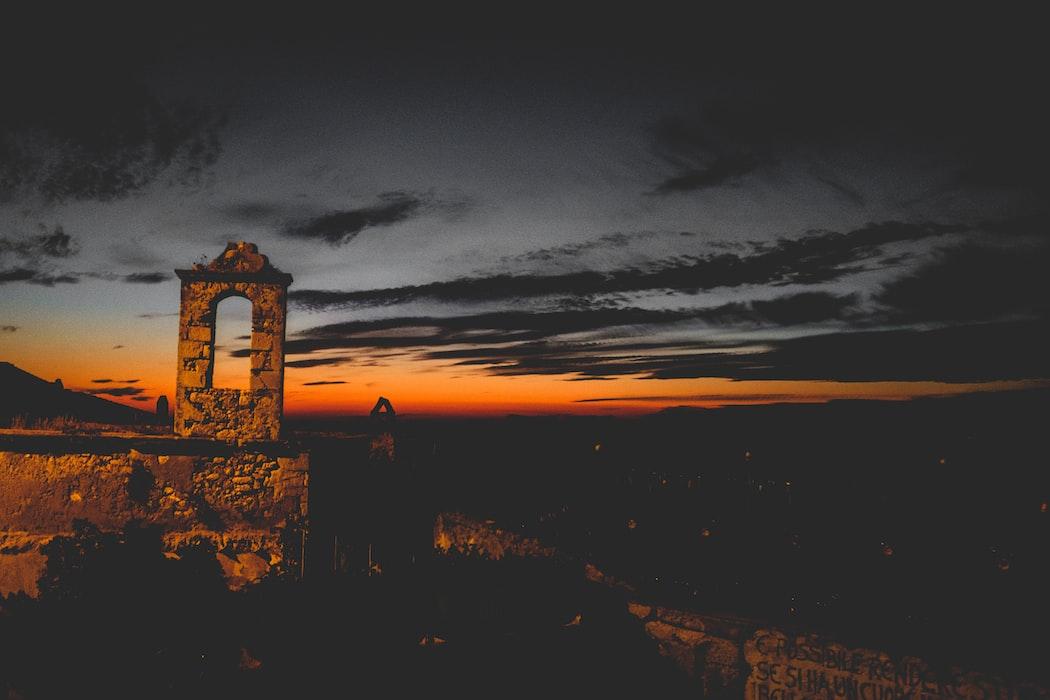 historical ruins of Foggia