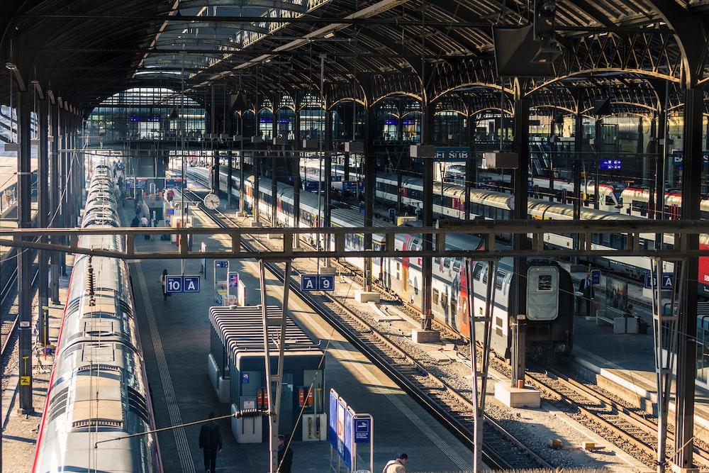 subway station during daytime