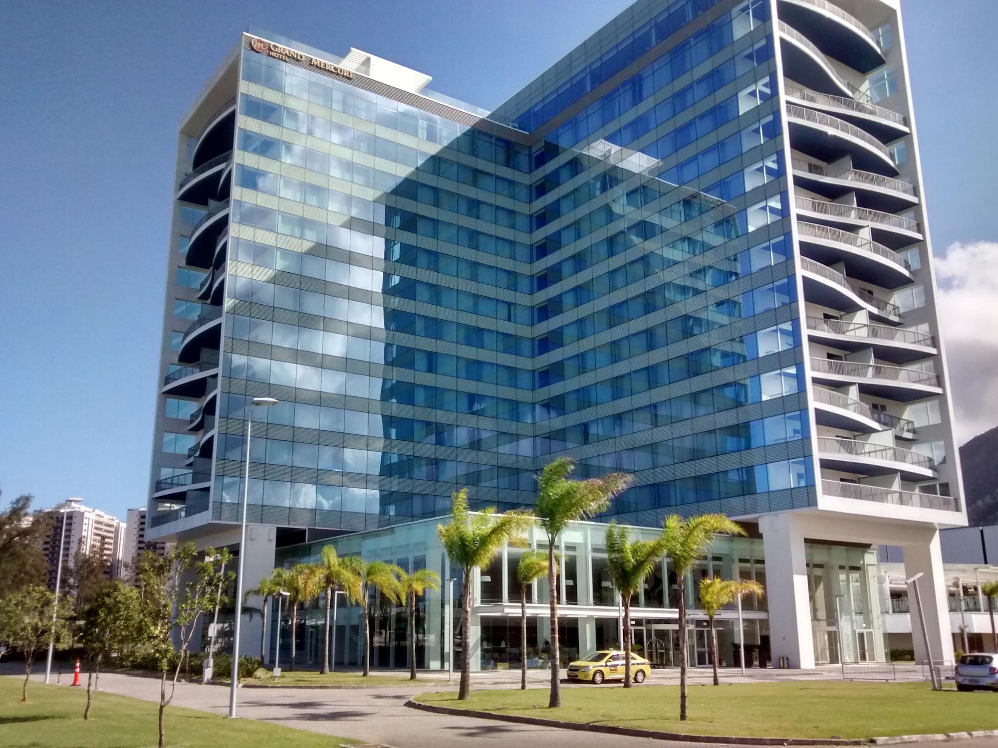Architecture - Recreio dos Bandeirantes, Brazil