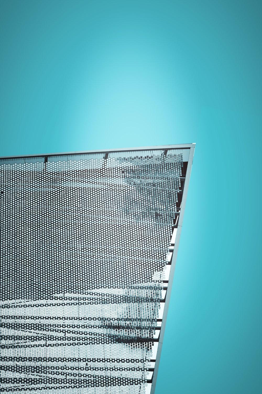 building's edge