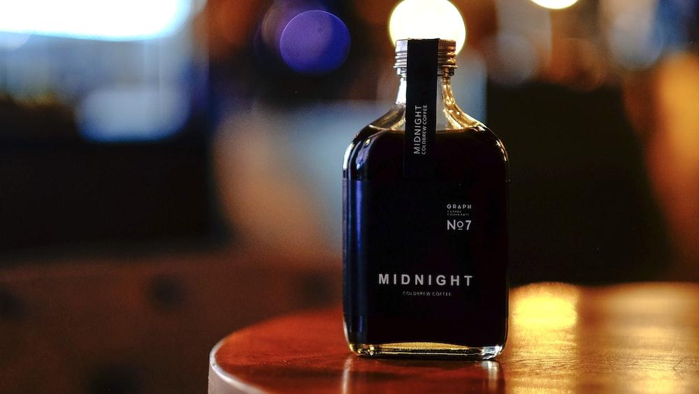 No.7 Midnight bottle