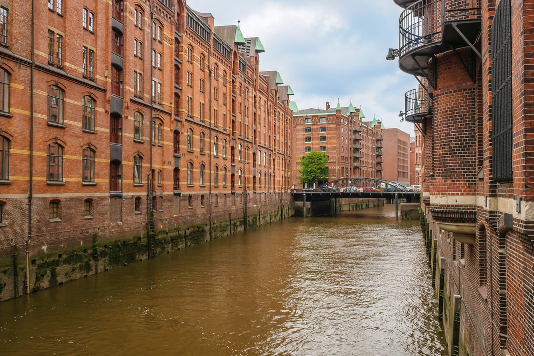 Warehouse district Hamburg
