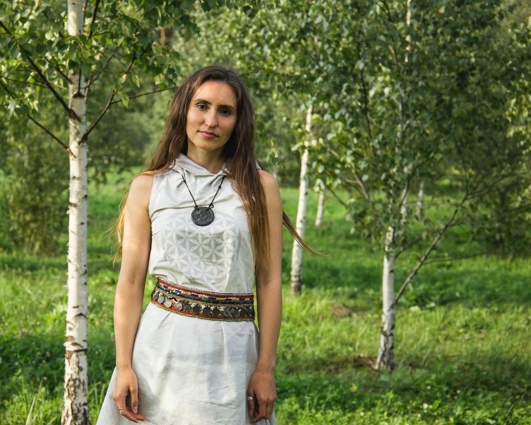 shaman woman russia